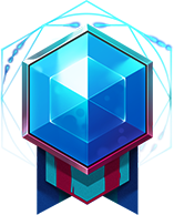 Faeria Competitive Badge BIG